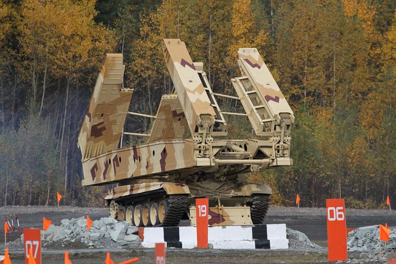 Танковый мостоукладчик МТУ-72 (Bridge layer MTU-72) Автор: Алексей Китаев (Courtesy: Aleksey Kitaev)