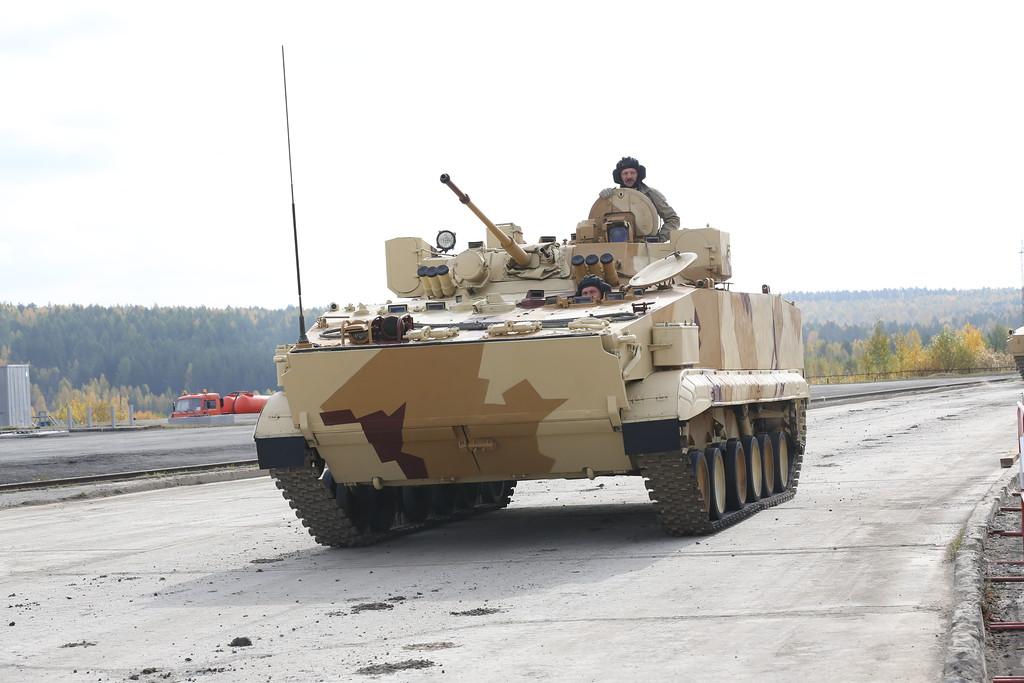 Боевая разведывательная машина БРМ-3К (Combat reconnaissance vehicle BRM-3K) Автор: Алексей Китаев (Courtesy: Aleksey Kitaev)