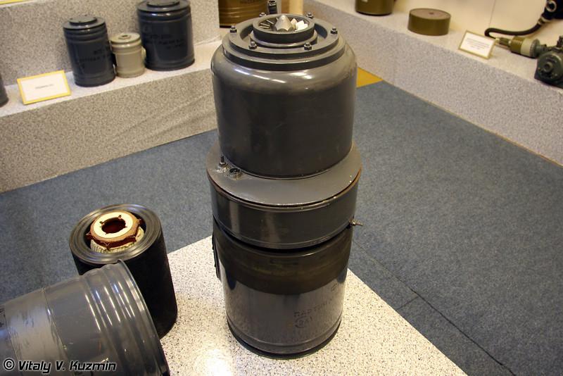 Фильтровентиляционная установка Бетатрон-2 (Betatron-2 NBC filter device)