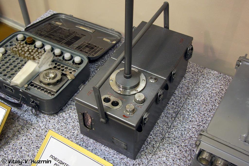 Побудитель вакуума ротационный ПВР-20 (Vacuum booster PVR-20)
