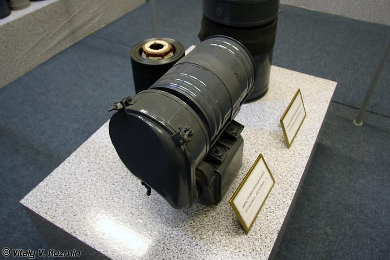 Фильтровентиляционная установка Бетатрон-1 (Betatron-1 NBC filter device)
