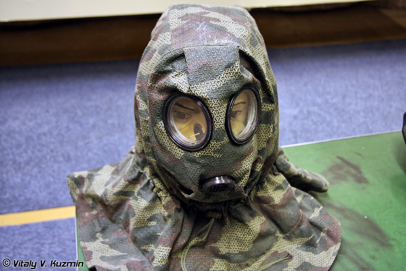 Респиратор РОУ-М (ROU-M respirator)