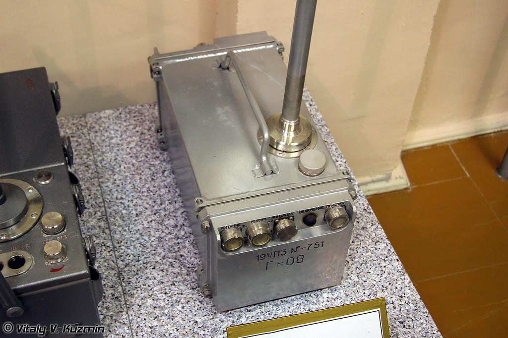 Побудитель вакуума ротационный УП 19-3 (Vacuum booster UP 19-3)