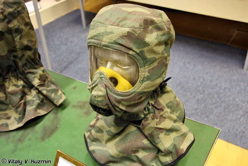 Средство индивидуальной защиты органов дыхания облегченное СИЗОД-О (SIZOD-O respirator)