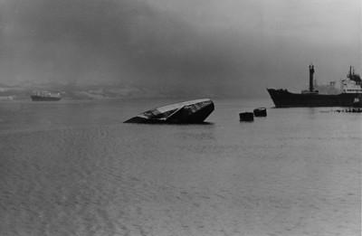 Murmansk Fjord, Nov 1997