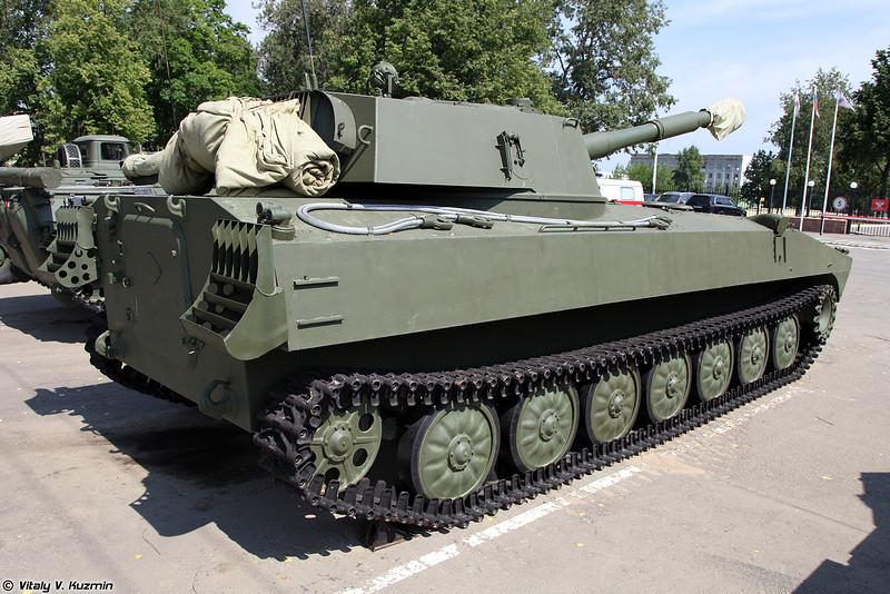 САУ 2С1 Гвоздика (2S1 Gvozdika)