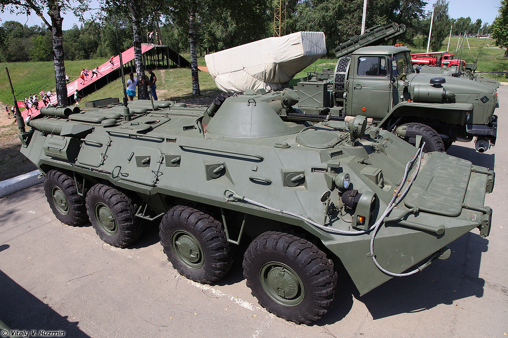 КШМ Р-149МА3 (R-149MA3 command vehicle)