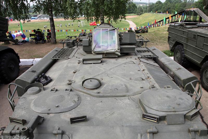 Боевая машина ЗРК 9К35 Стрела-10 (9K35 Strela-10)