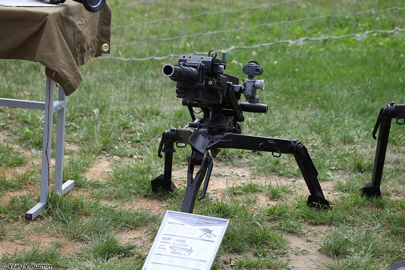 АГС-17 (AGS-17 grenade launcher)