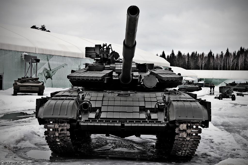 Т-64БВ (T-64BV)