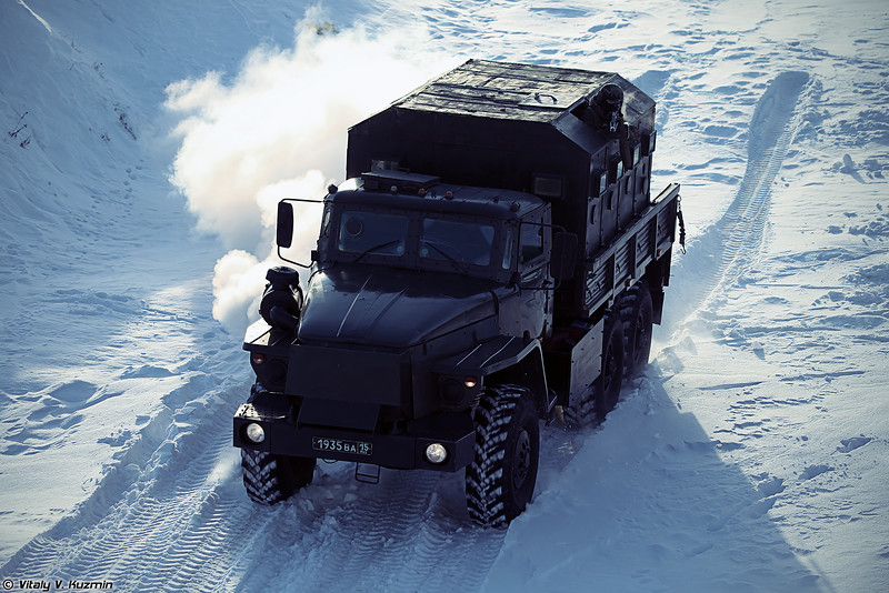 Урал-4320 Звезда-В (Ural-4320 Zvezda-V)