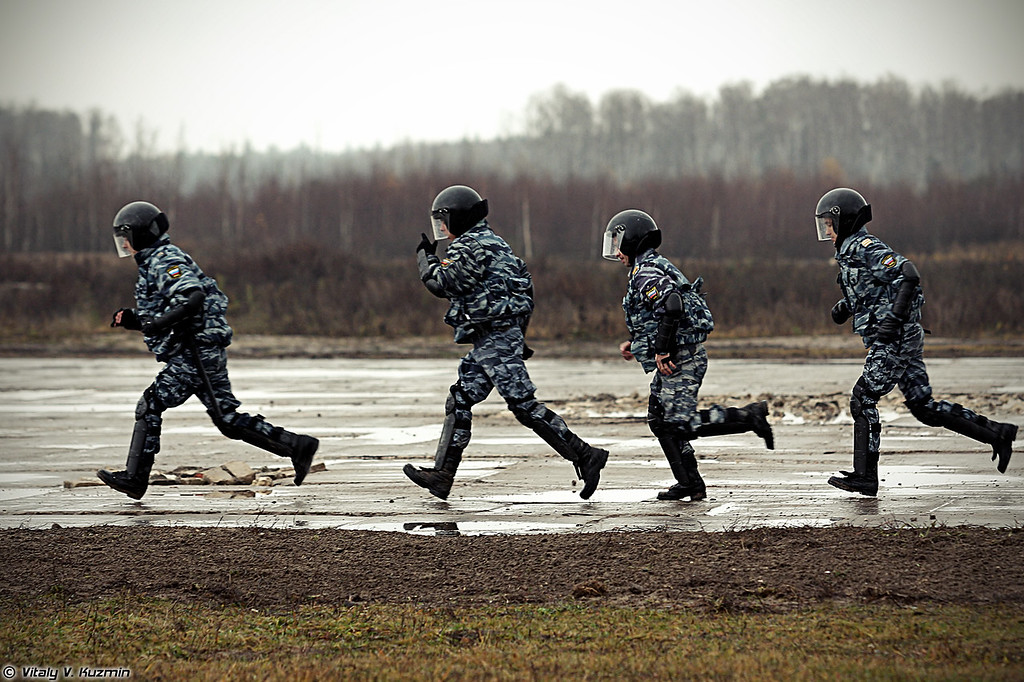 ОМОН ЦСН ГУ МВД России по г.Москве (Moscow OMON)