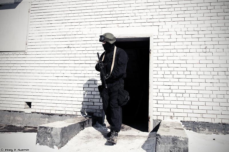 604-й ЦСН ВВ МВД России (604th Special Purpose Center of Internal troops)