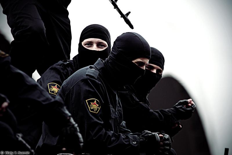 604-й ЦСН ВВ МВД России (604th Special Purpose Center Vityaz)