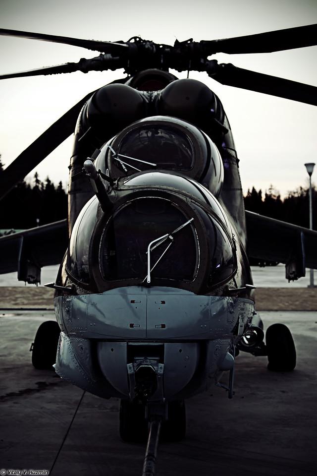 Ми-24В (Mi-24V)