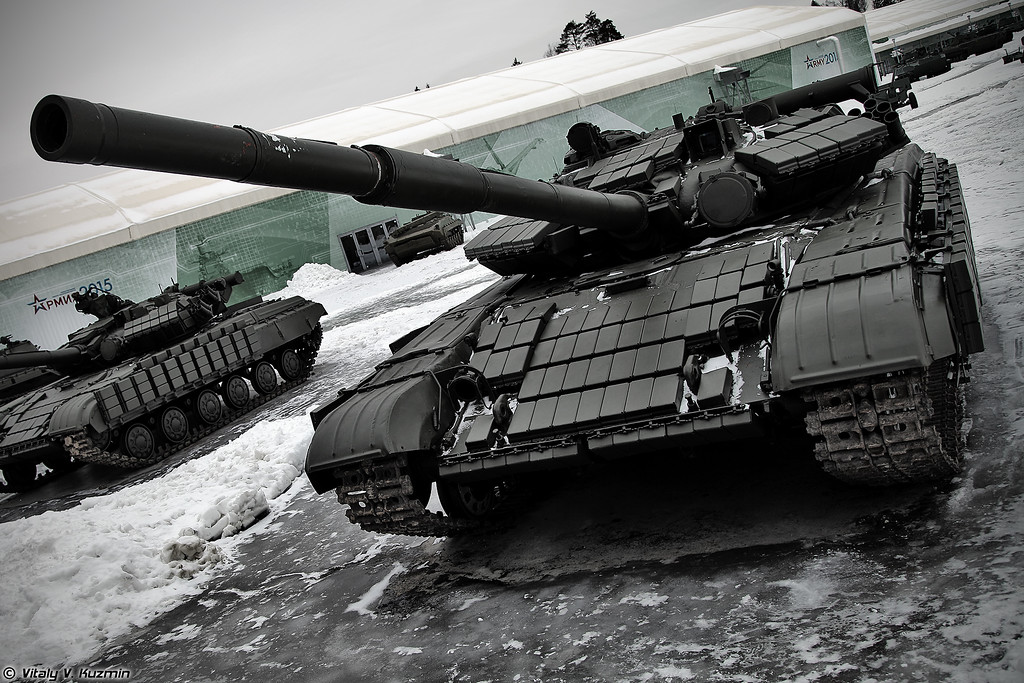 Т-64БВК (T-64BVK)
