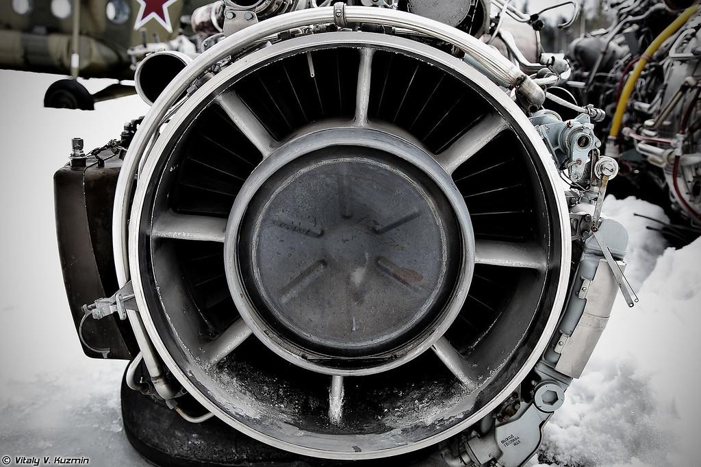 Двигатель Ми-26 (Mi-26 engine)