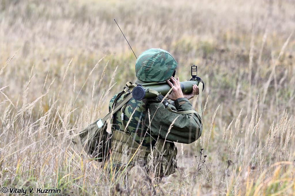 Стрельба из РПГ-26 (RPG-26 shooting)