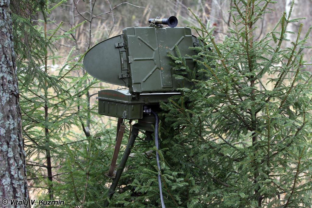 Переносная станция наземной разведки ПСНР-5 (Portable land reconnaissance device PSNR-5)