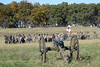 Civil War Reenactment - Dollinger Farm - Channahon, Illinois - October 17, 2015