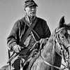 Civil War Reenactment - Dollinger Farm - Channahon, Illinois - October 21, 2017