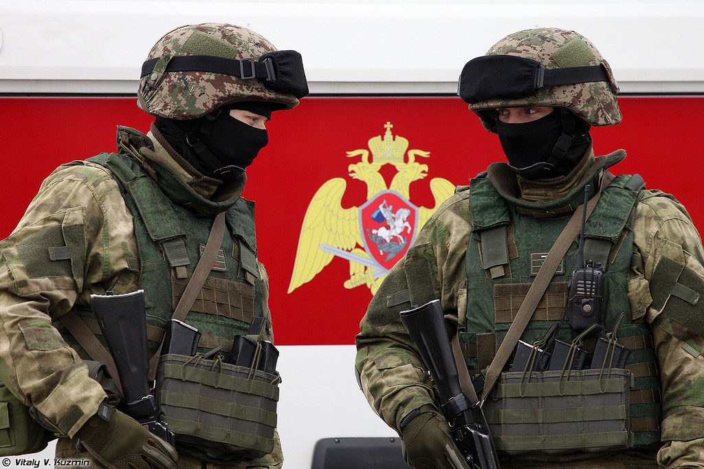 Росгвардия (National Guards Troops)