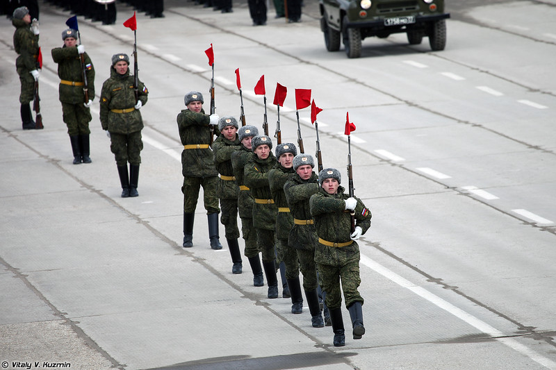 Линейные (Honour Guards)