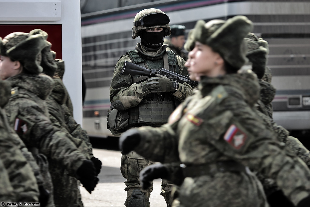 Росгвардия (National Guard Troops)