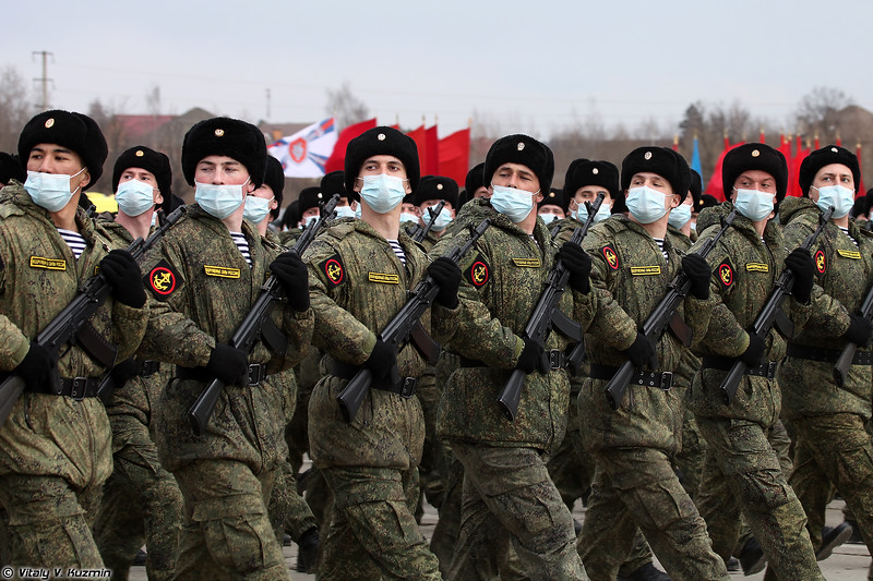 61 обрмп (61st Independent Naval Infantry Brigade)