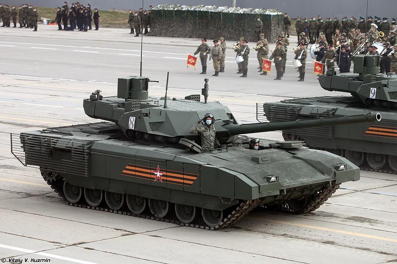 Танк Т-14 объект 148 ТГУП Армата (T-14 object 148 Armata)