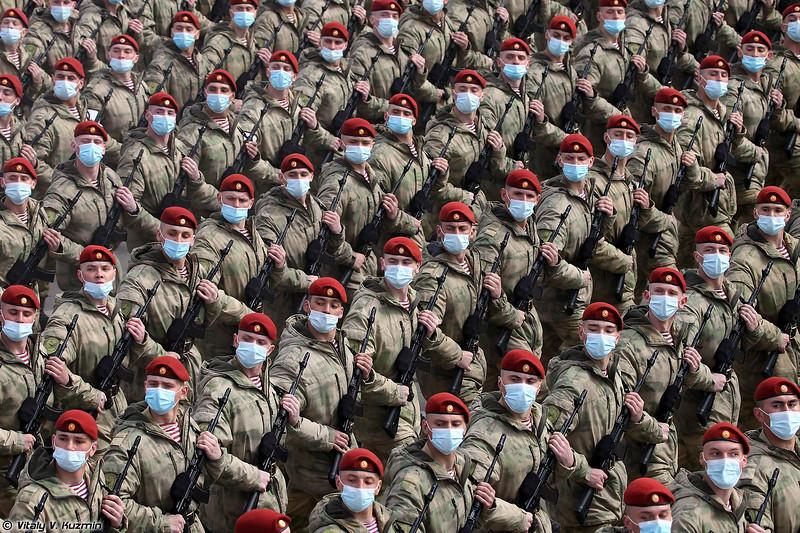 ОДОН (Dzerzhinsky Division)