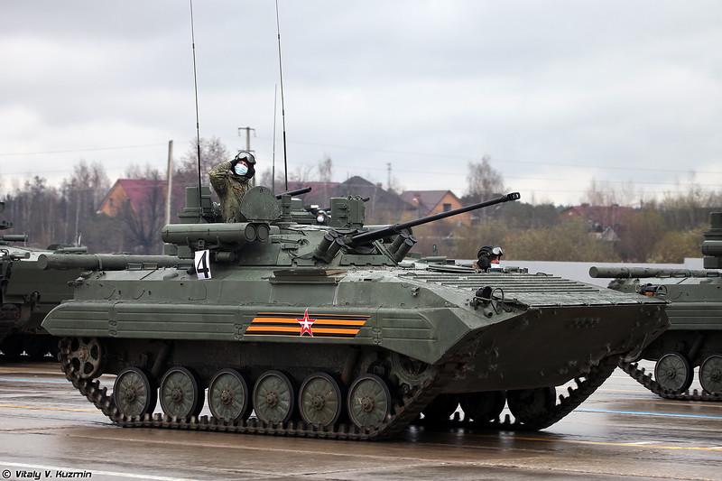 БМП-2М Бережок (BMP-2M Berezhok)