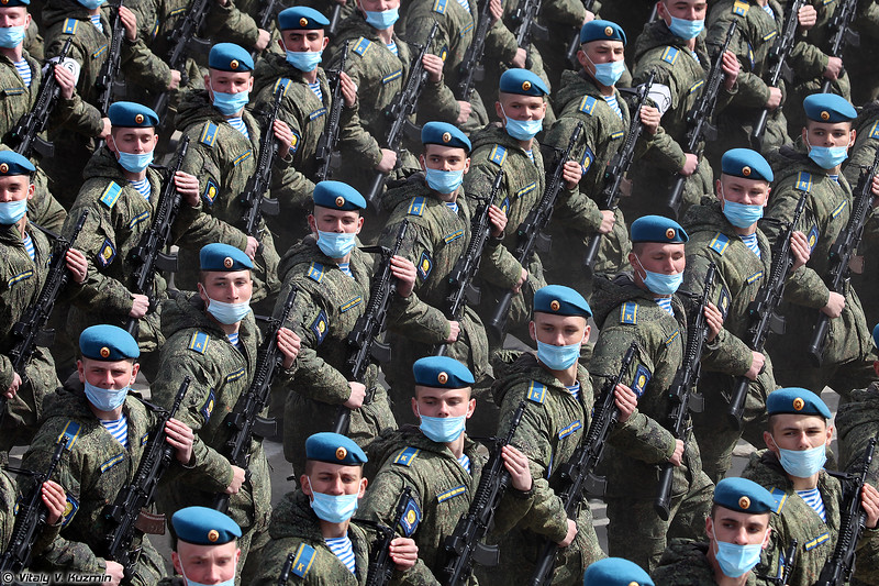 РГВВДКУ (Ryazan Guards High Military Airborne Command School)