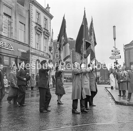 Remembrance Service, Nov 10th 1963