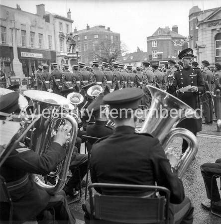 Remembrance Service, Nov 13th 1966