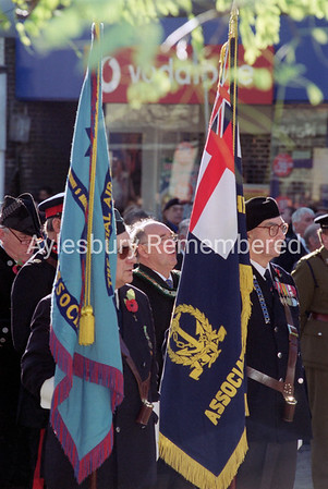 Remembrance Service, Nov 12th 2000