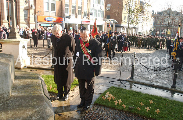 Remembrance Service, Nov 14th 2004