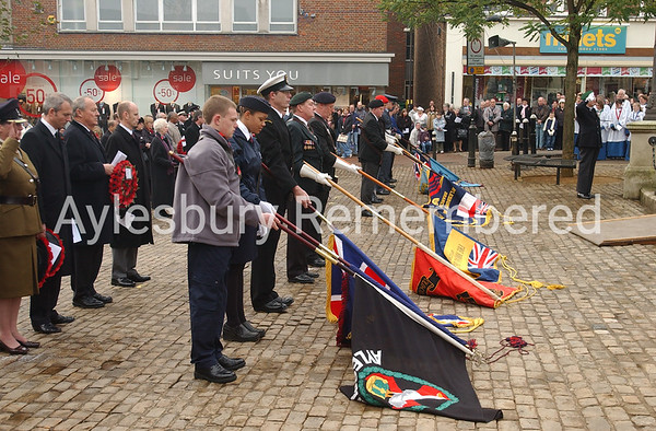 Remembrance Service, Nov 14th 2004