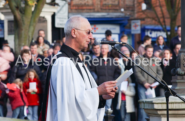 Remembrance Service, Nov 13th 2005