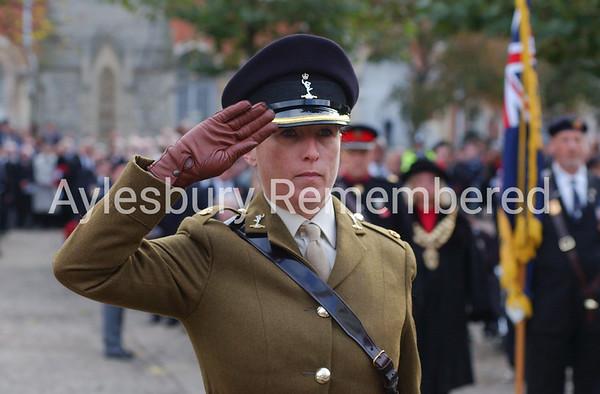 Remembrance Service, Nov 13th 2005