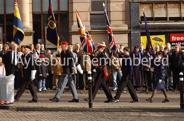 Remembrance Service, Nov 12th 2006