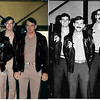 Young Aviators Before and After Color