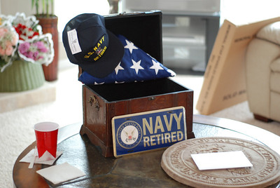 Navy RETIRED!