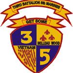3/5 Emblem