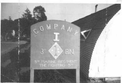 India Company office at Camp Margarita.