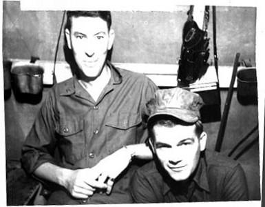 Jerry Bain & Gil Currie