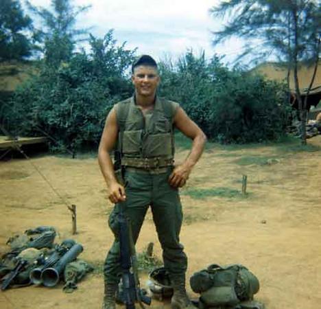 SGT Richardson , 3rd Platoon