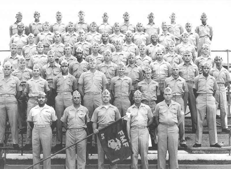 Weapons Platoon, 1966