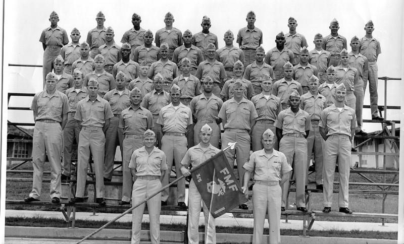 3rd Platoon, India in Okinawa.