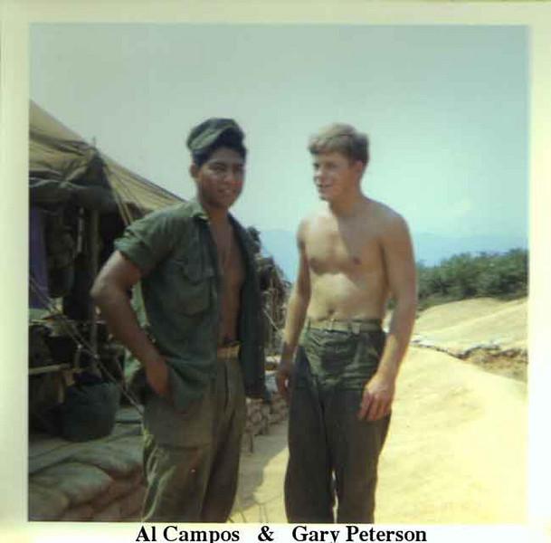 Al Campos & Gary Peterson